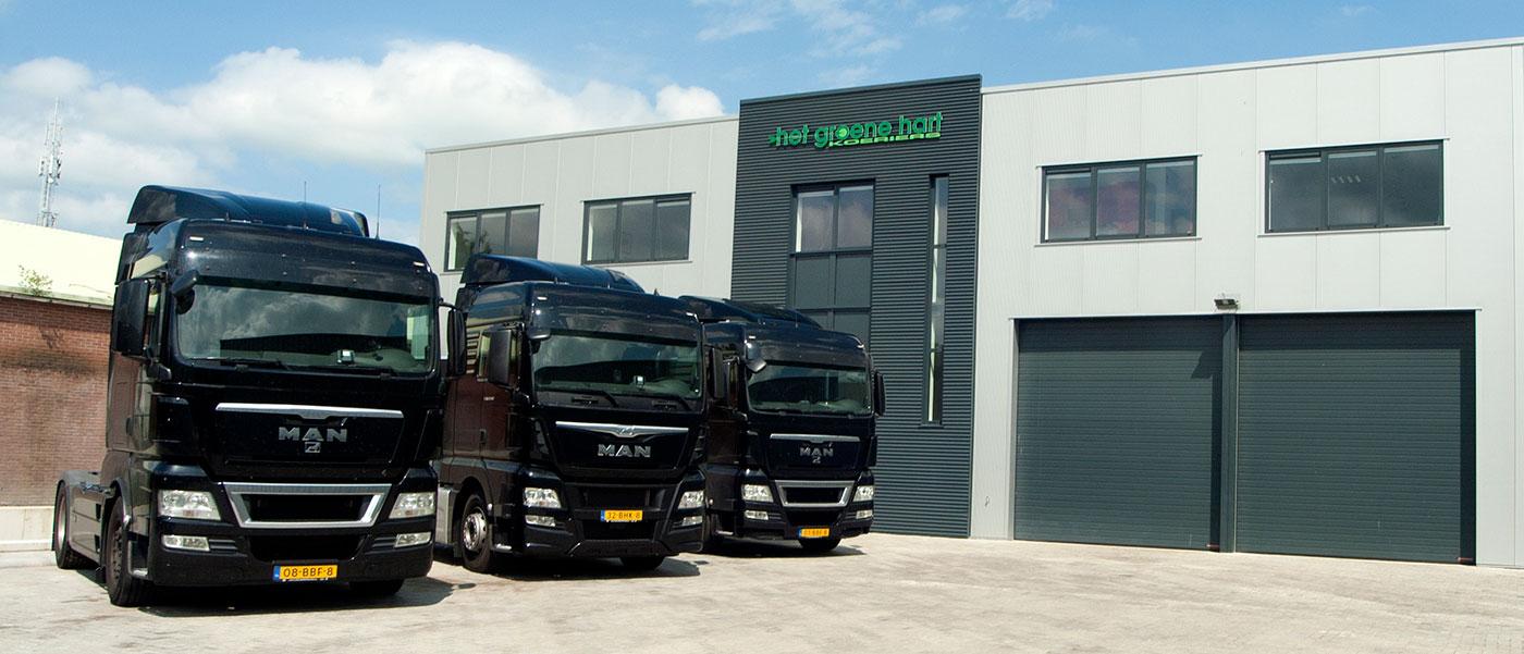 Het-Groene-Hart-Koeriers-Woerden-vrachtwagens